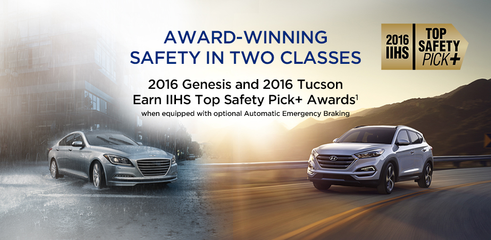 Award Winning Safety In Two Classes