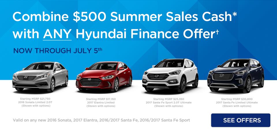 HMF $500 Summer Sales Cash
