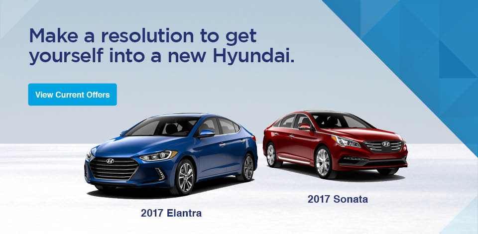 Make a resolution, get New Hyundai