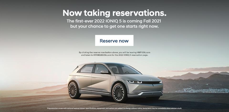 2022 Ioniq 5