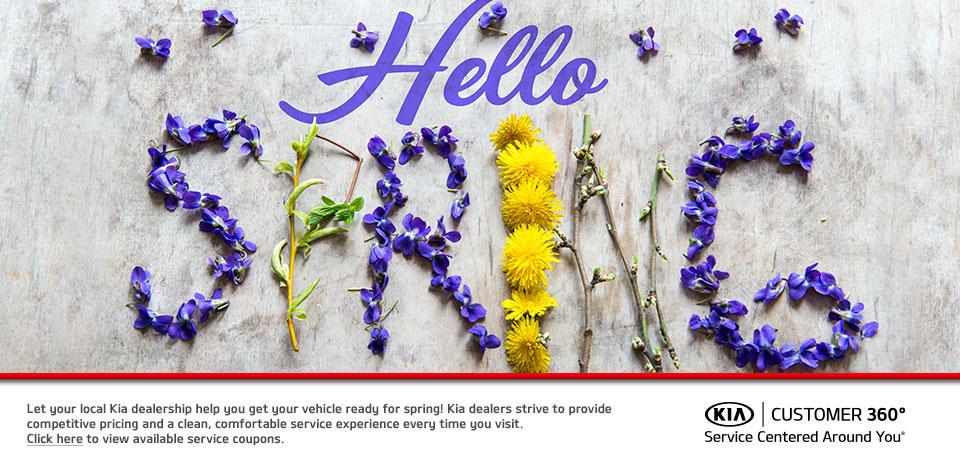 2017 KIA Hello Spring