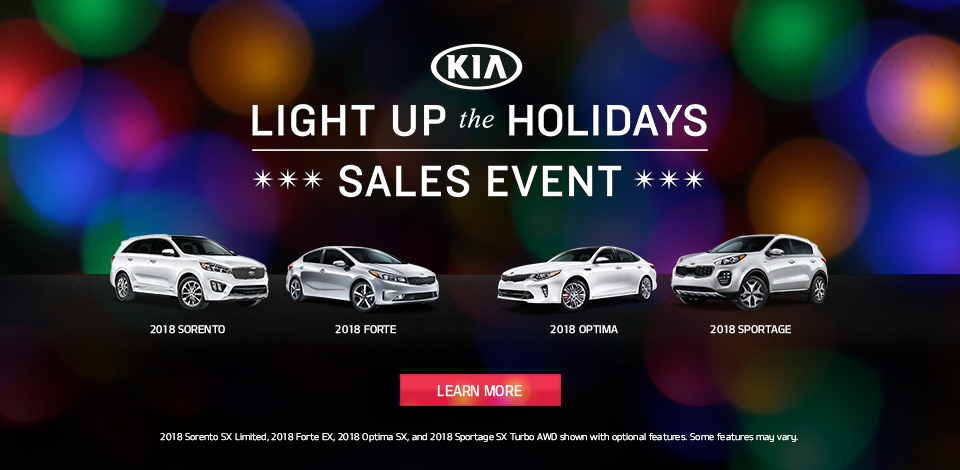 2017 Kia Light Up the Holidays