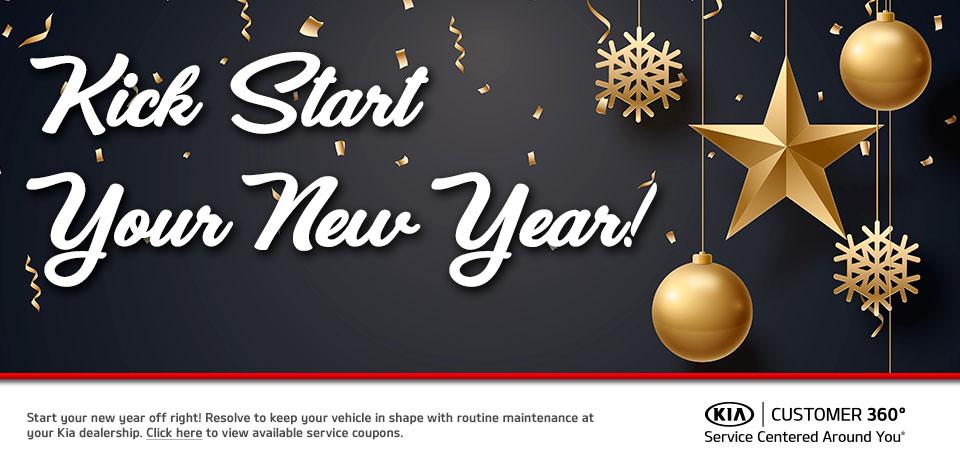 Kia New Years 2017