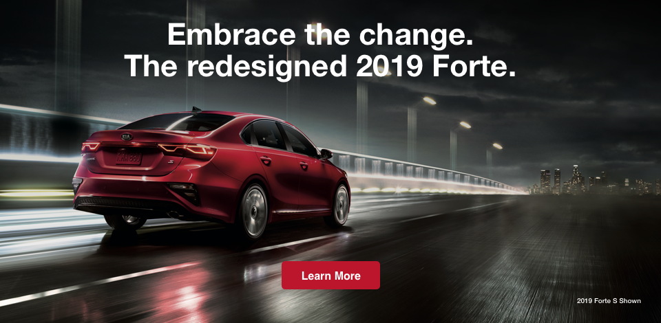 2019 Forte Launch