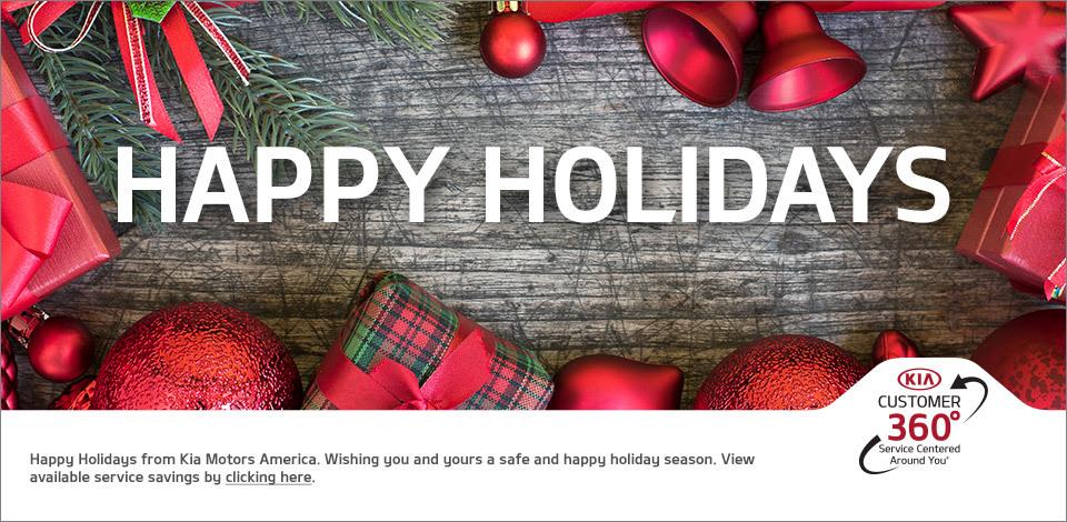 2018 Happy Holidays