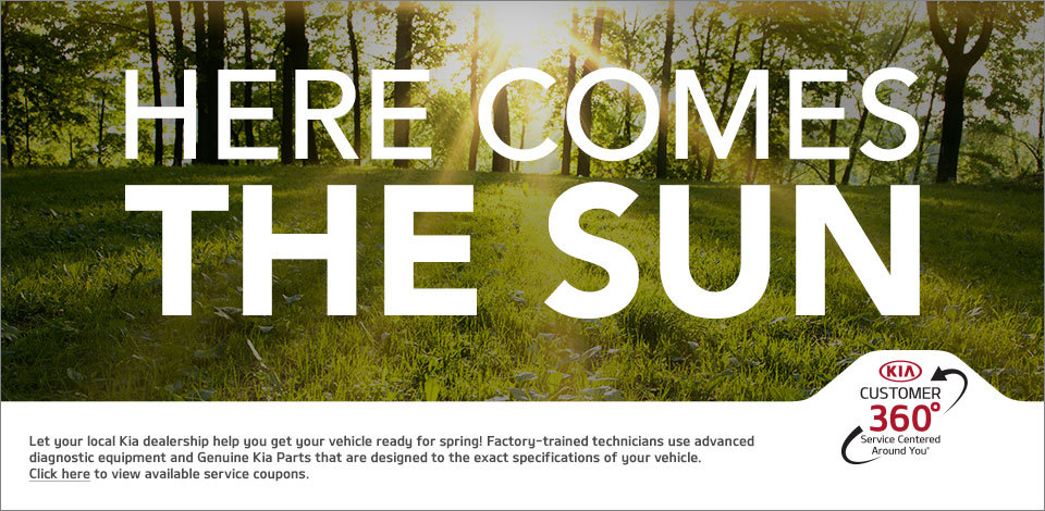 2018 Kia Here Comes the Sun
