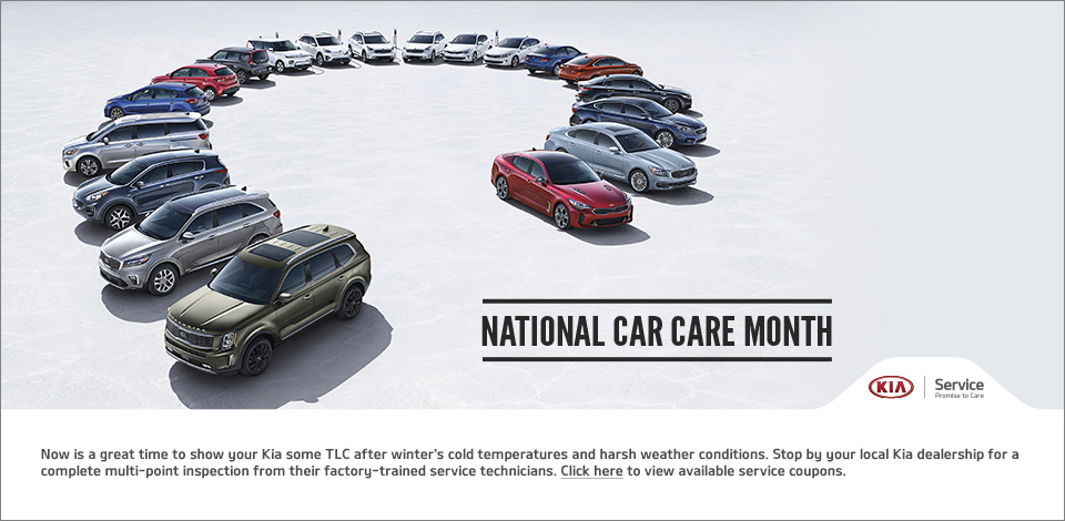 2019 KMF Car Care Month