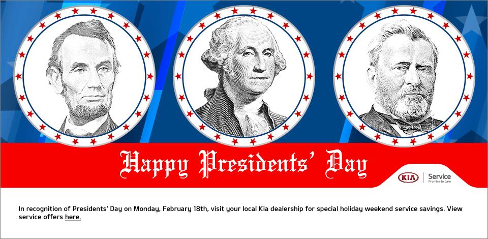 2019 Presidents Day